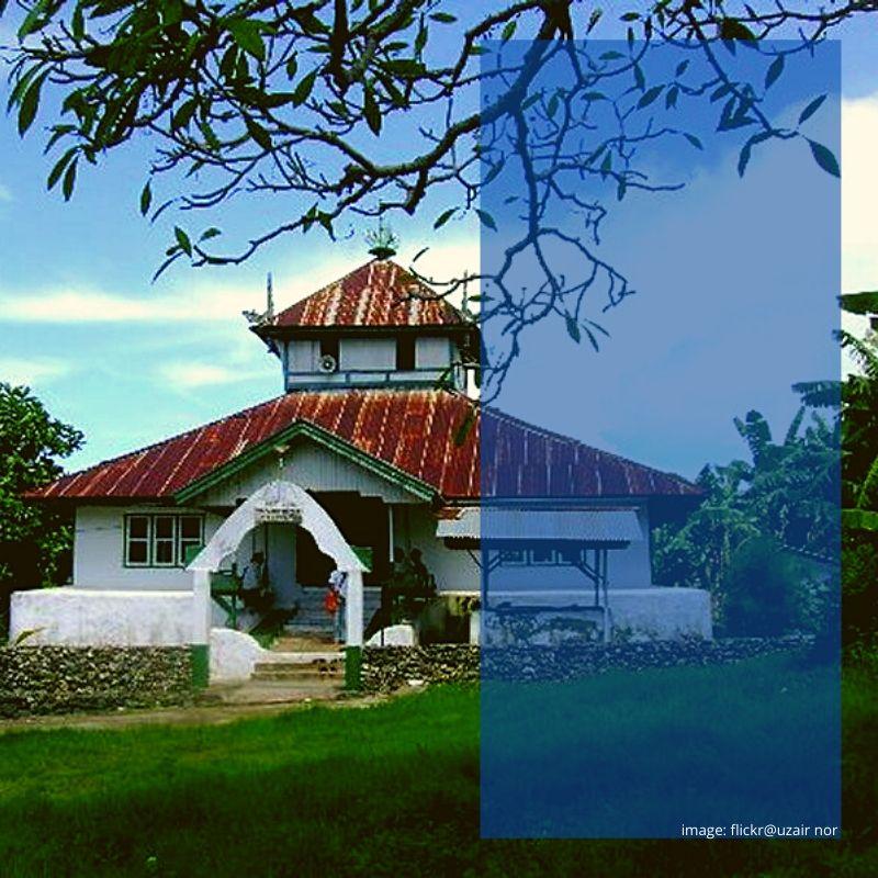 Tentang Pemberian Nama Masjid