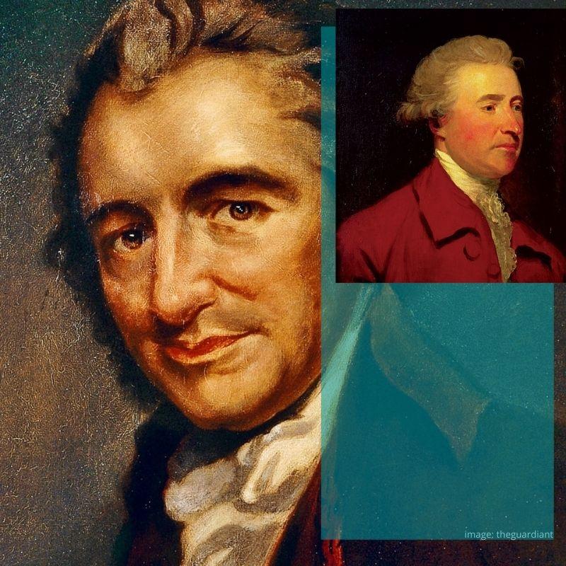 Polemik Thomas Paine dengan Edmund Burke